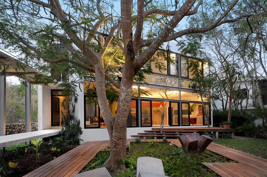 - Casas de madera en arboles ...
